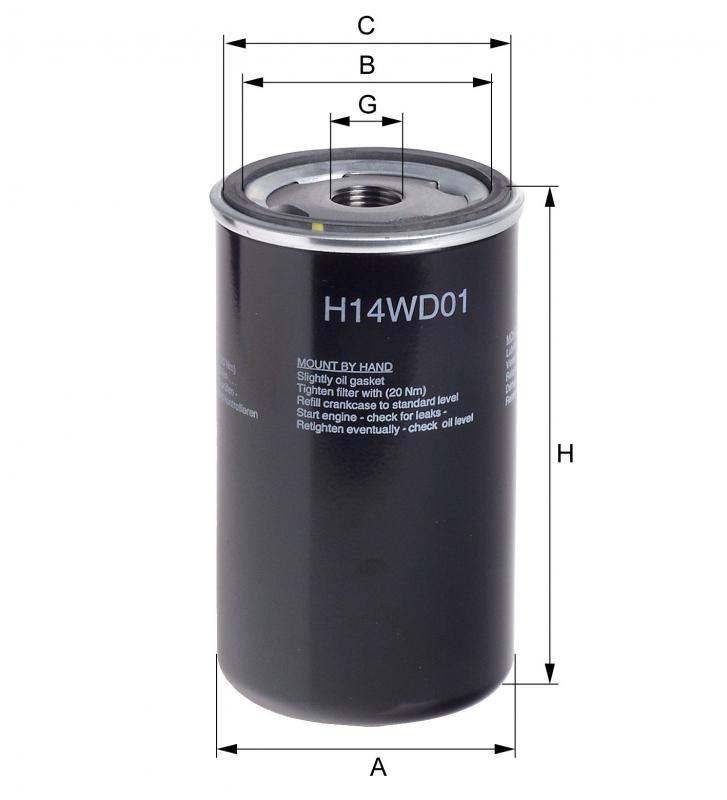 H14WD01
