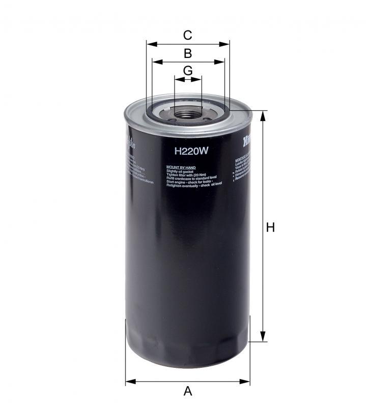 H220W